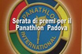 il Panathlon International Padova premia